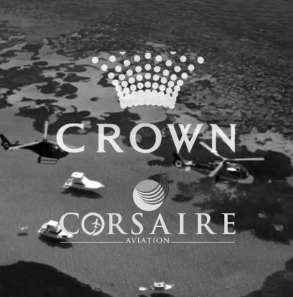 CORSAIRE and CROWN TVC